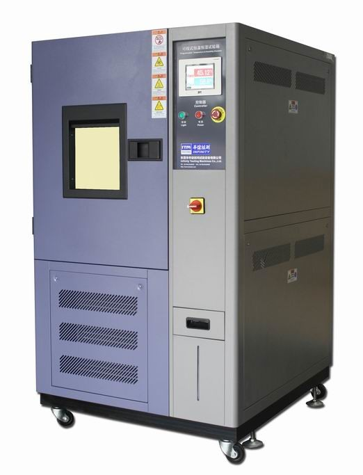 Programmable Constant Temperature and Humidity Testing Machine for Various Materials