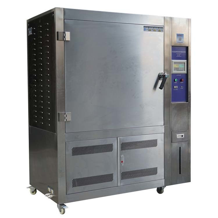 Environmental Climatic Tester , UV Lamp Accelerated Weathering Test Chamber