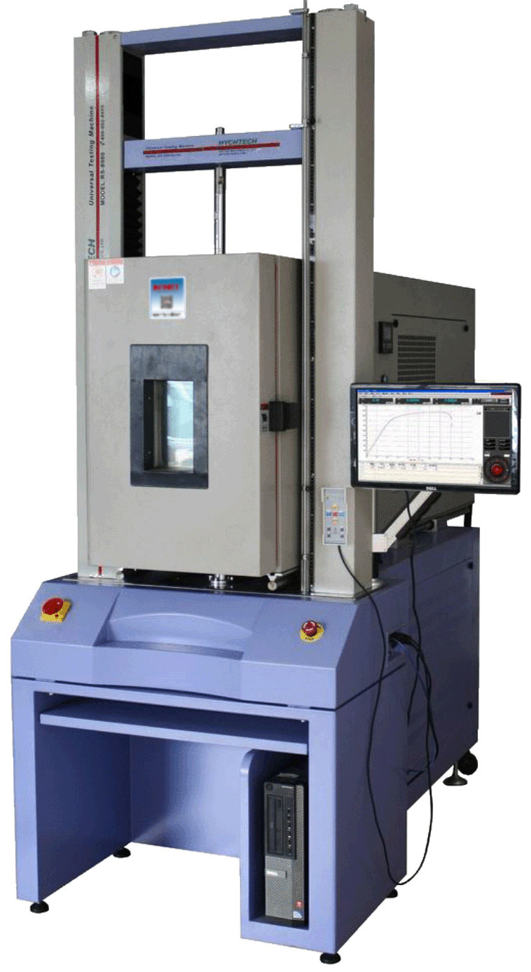 500N Temperature Hardness Testing Machine For Metal , OEM ODM Service