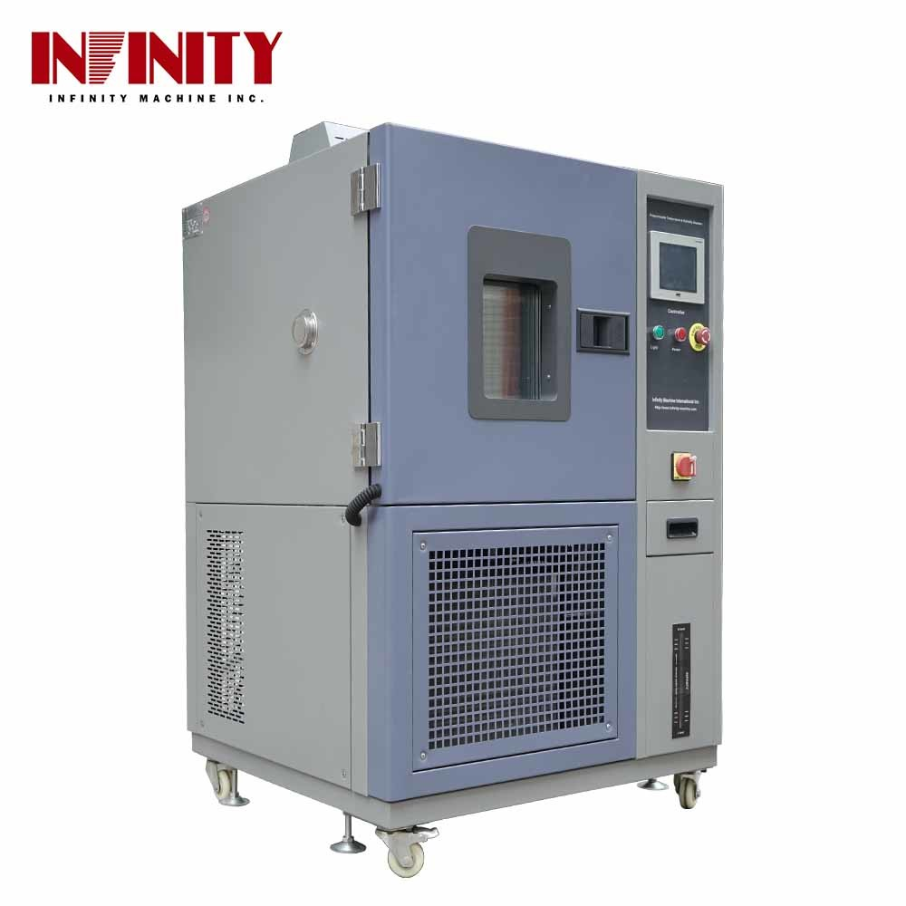 High And Low Temperature Humidity Environmental Simulation Chamber 250L Capacity